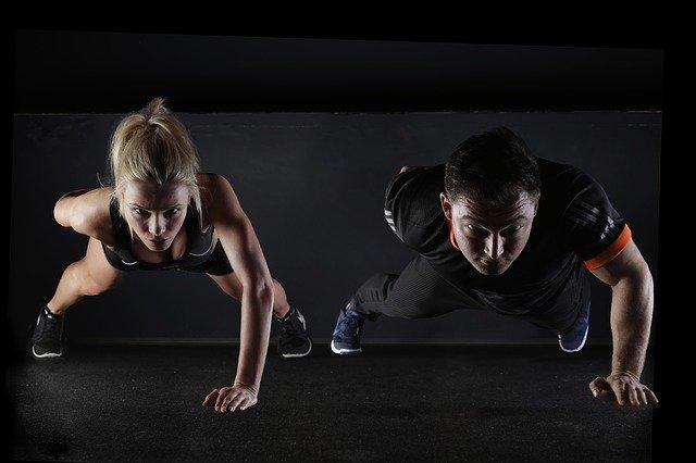 Fitnesspar